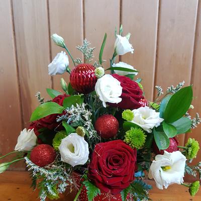 Bloomers Christmas Arrangement