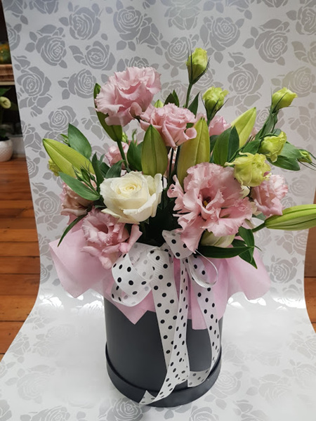 Bloomers Hat Box