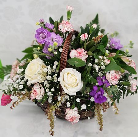 Bloomers Soft Basket