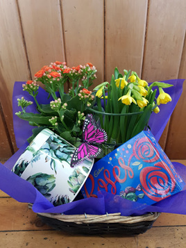 Bloomers Spring Hamper