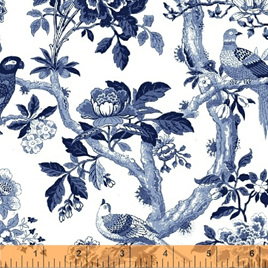 Blue Byrd Aviary in Porcelain 514251