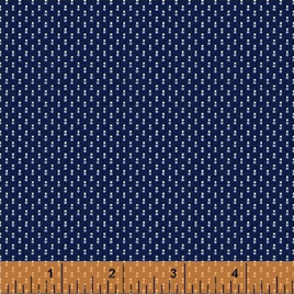 Blue Byrd Double Dot in Navy 514302