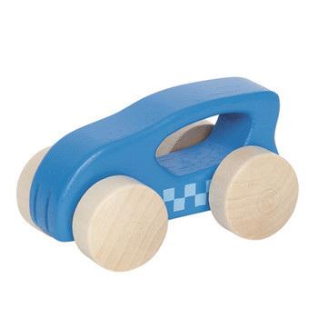 Little auto, blue