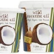 Blue Coconut Wild Coconut Oil Virgin