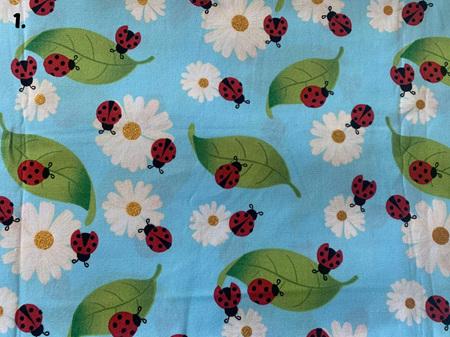 Blue Fabric Tones Lot 6