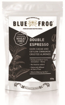 Blue Frog Double Espresso Breakfast 350gm (Wheat Free)