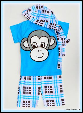 """Blue Monkey"""