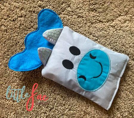 Blue Moose Animal Wheat Bag