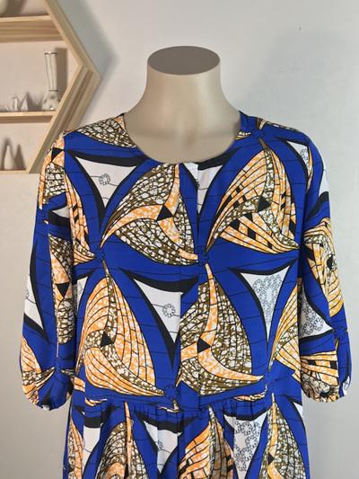 Blue Orla dress