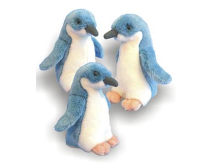 Blue Penguin 19cm Soft Toy