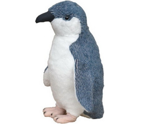 Blue Penguin (Korora) with Realistic Sound 15cm