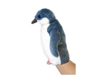 Blue Penguin Sound Puppet