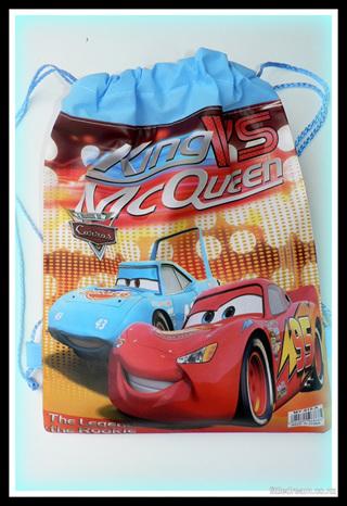 """""""Blue Racing Bag"""""""