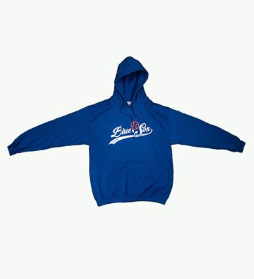 Blue Sox Hoodie