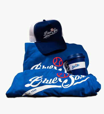 Blue Sox Supporters Pack