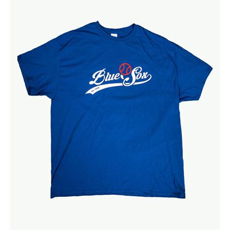 Blue Sox Top