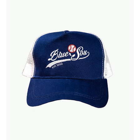 Blue Sox Trucker Cap