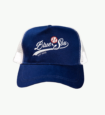 Blue Sox Trucker Cap