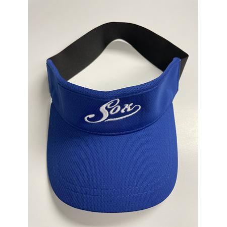 Blue Sox Visor
