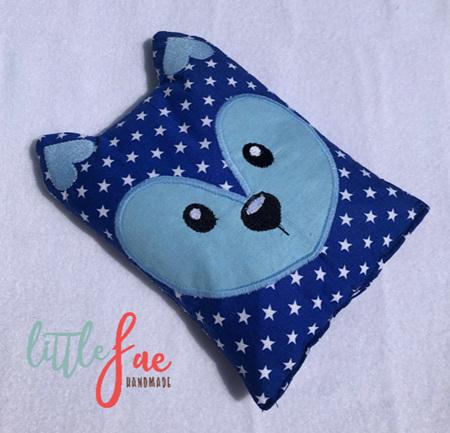 Blue Star Fox Heat Bag