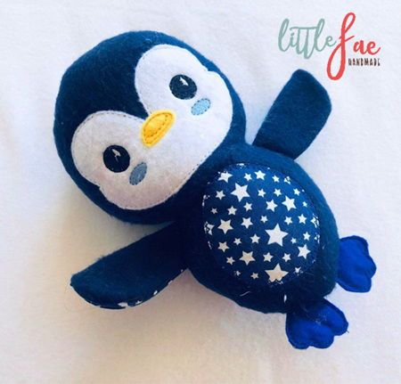 Blue Star Penguin