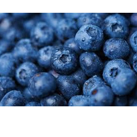 Blueberries Sprayfree Local Frozen - 1kg