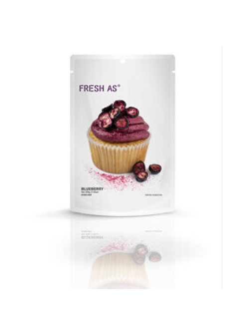 BLUEBERRY ICING MIX - 200g