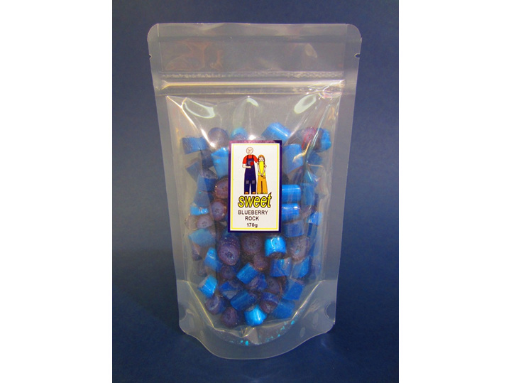 blueberry rock candy bag
