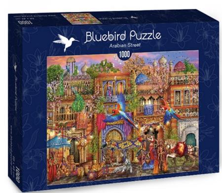Bluebird 1000 Piece Jigsaw Puzzle:  Arabian Street