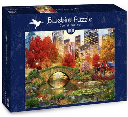 Bluebird 1000 Piece Jigsaw Puzzle:  Central Park NYC