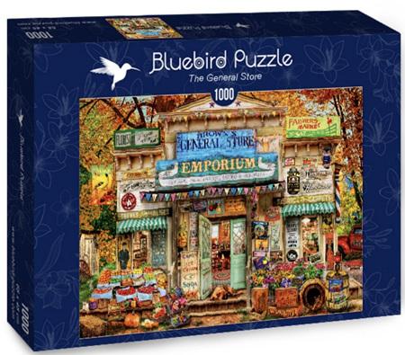 Bluebird 1000 Piece Jigsaw Puzzle:The General Store