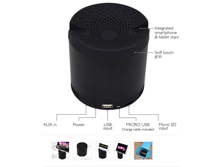 Bluetooth Speaker Station