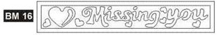 BM16 - Missing You