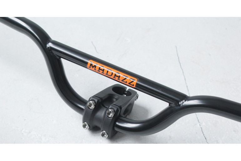 BMX style bars