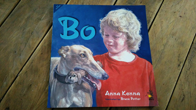 Bo by Anna Kenna