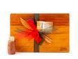 board and knife set - 280 x 180 x 14 rimu