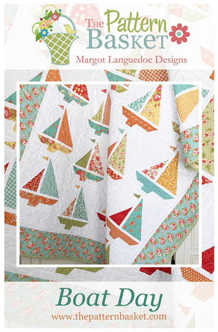 Boat Day Quilt Pattern
