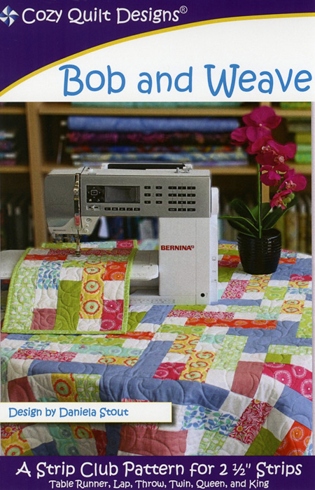 Bob and Weave Quilt