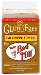 Bob's Red Mill Brownie Mix, Gluten Free 595g