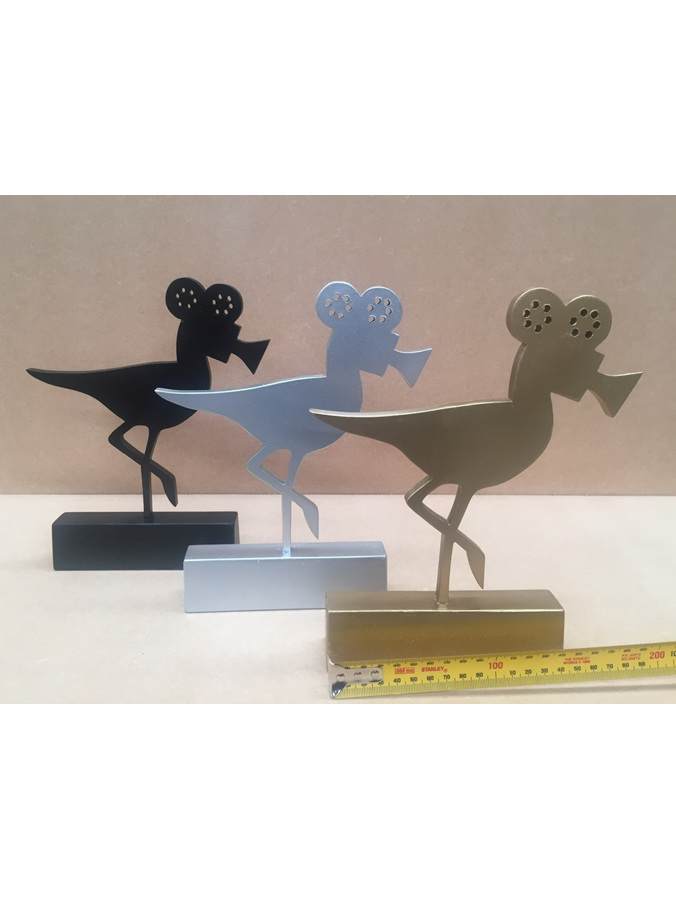 Bob the Bird  Trophy  Sign 3D Award