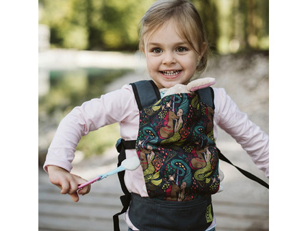 Boba Mini Doll Carrier - Flash Sale 20% Off! - Unicorn & Mermaid