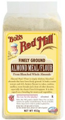 Bobs Red Mill Almond Meal Flour 453g