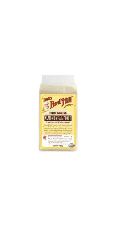Bobs Red Mill Almond Meal Flour 453g - Rich Nutrients