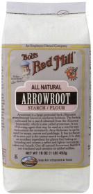 Bob's Red Mill Arrowroot Starch, Gluten Free 453gm