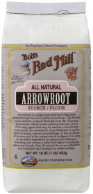 Bob's Red Mill Arrowroot Starch, Gluten Free 453gm