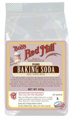 Bob's Red Mill Baking Soda - Gluten Free 453g