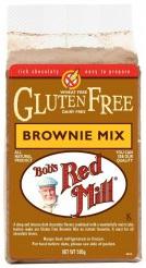 Bob's Red Mill Brownie Mix, Gluten Free 595g
