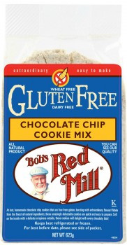 Bob's Red Mill Chocolate Chip Cookie Mix - Gluten Free 623g