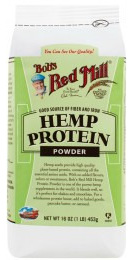 Bob's Red Mill Hemp Protein Powder 453g