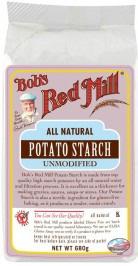 Bob's Red Mill Potato Starch Unmodified 680gm
